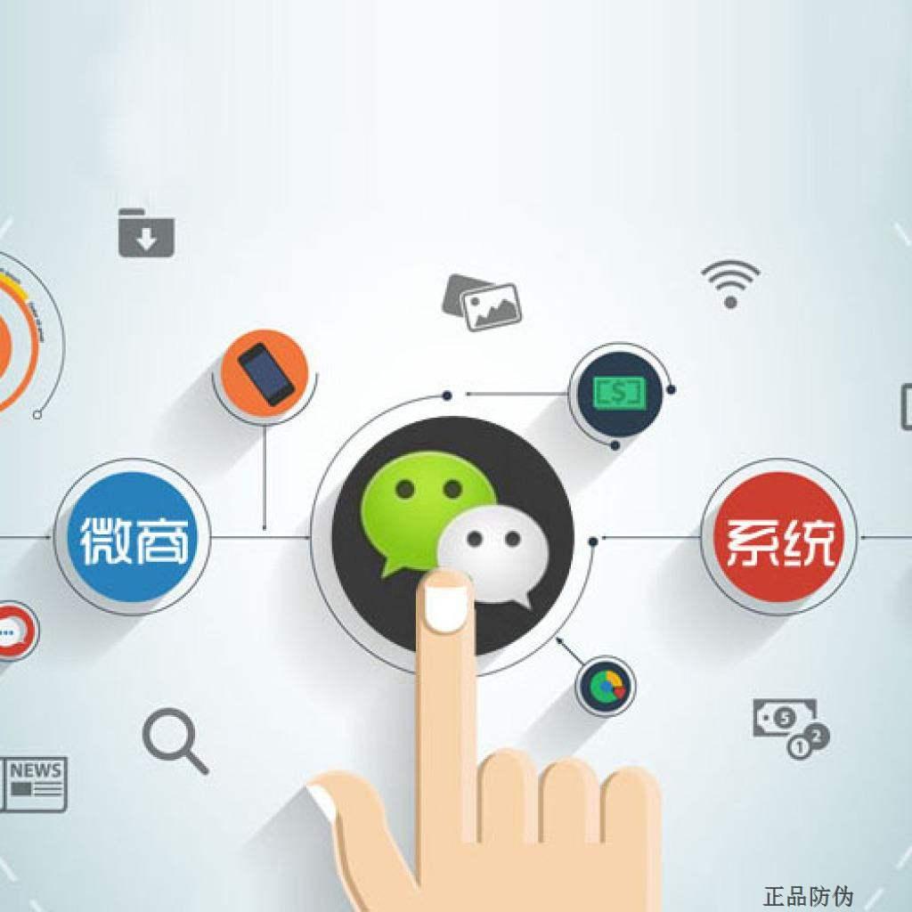 企业微信公众号开发